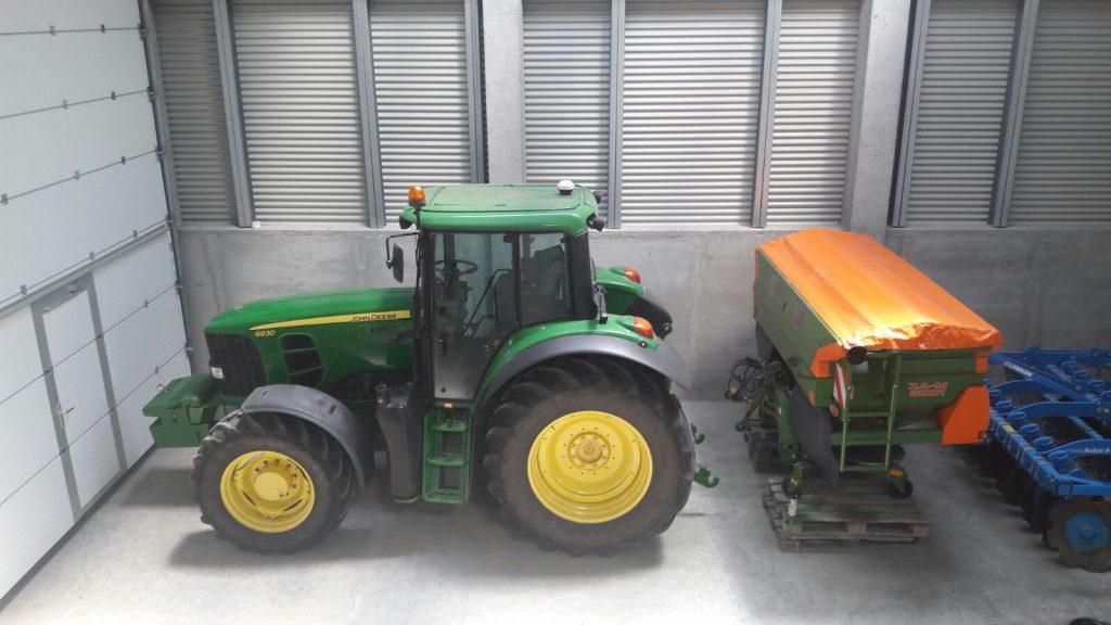 заключващи се земеделски складове